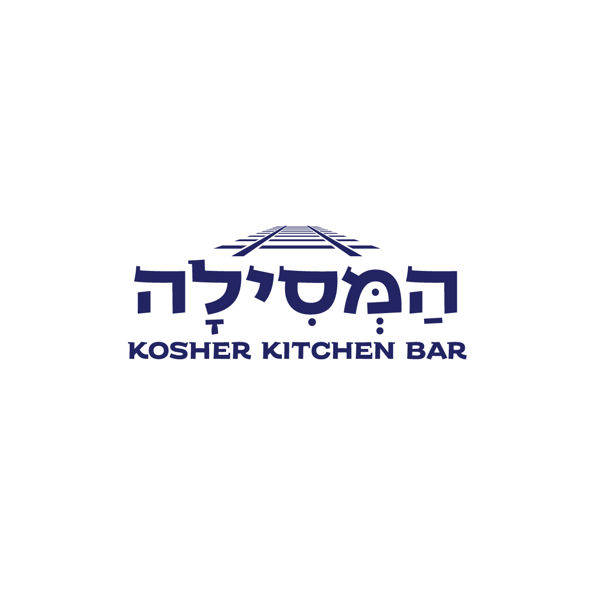 מסעדת המסילה לוגו